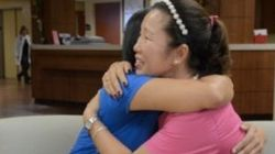 Orphaned Sisters Start Work At The Same Hospital After 40 Years