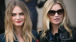 Cara Delevingne And Kate Moss Reveal Their Weirdest Selfie Requests From