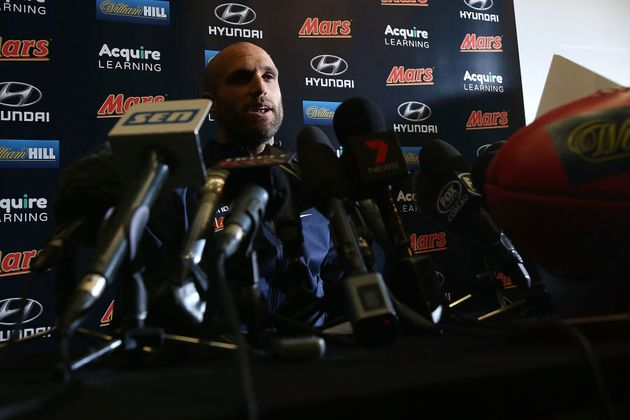 Chris Judd announced his retirement in