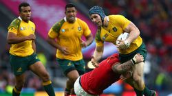 Wallabies Relieved As Pocock Not Cited But Injury Still A