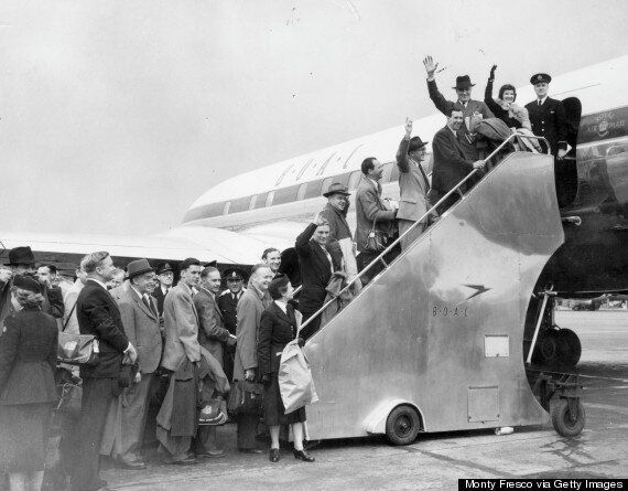 First Jet Service