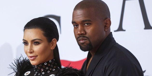 Kim Kardashian and Kanye West just blew up the internet