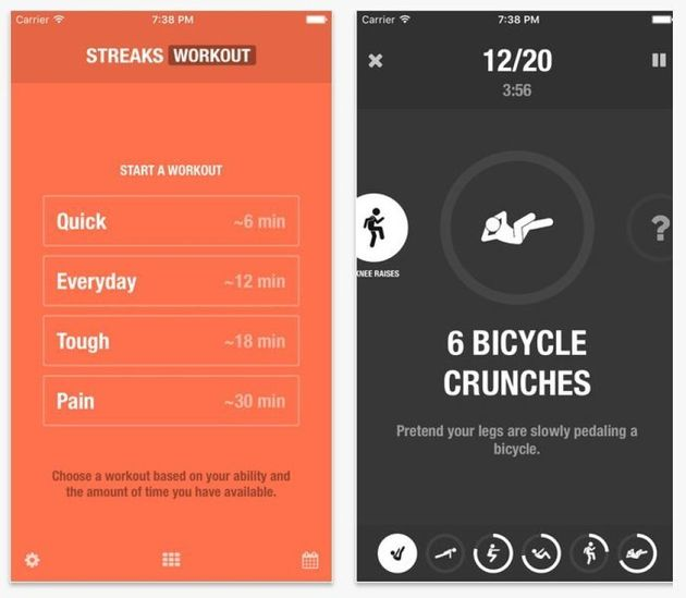 7 Fitness Apps To Help Get You Moving Before
