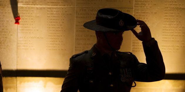 A Century Later, The Power Of The ANZAC Legend Lives