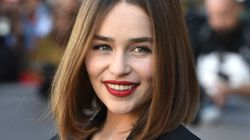 Emilia Clarke Named Esquire's 'Sexiest Woman