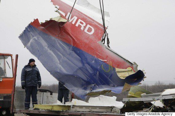 MH17 Ukraine Disaster: Russian Missile To