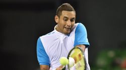 Nick Kyrgios Fined $1,500 for