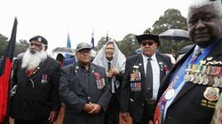 Anzac Day: Indigenous Veterans And Their Descendants Lead Canberra