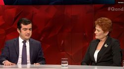 Q&A: Pauline Hanson Is Stunned To Discover Sam Dastyari Is