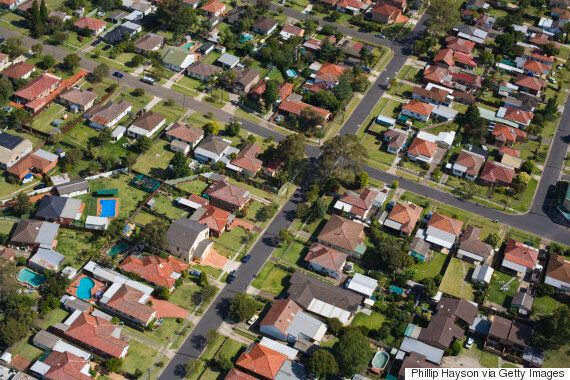 Rate Rise Suggests Property Price Hike Is