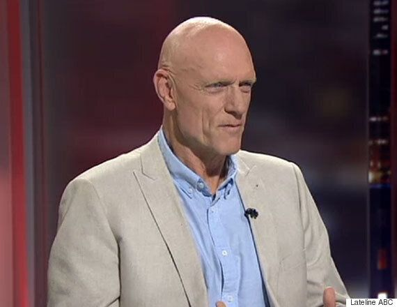 Peter Garrett Reveals He's Writing Music Again For The First Time In A