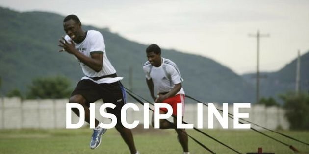 How To Apply The Mindset Of An Athlete To Your Personal