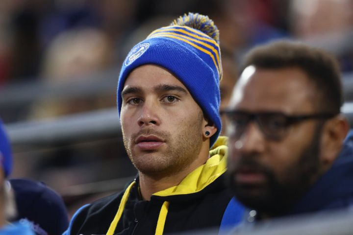 In the end, Norman sat out last Saturday's match, which the Eels lost to the Panthers.