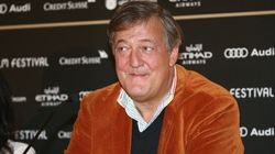 Stephen Fry Steps Down From