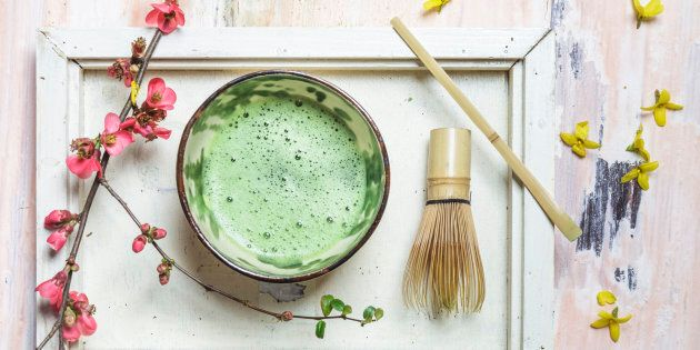 How matcha do you like it?