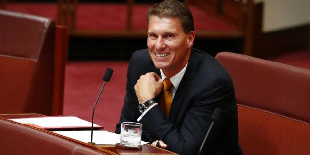 Senator Cory Bernardi's party, the Australian Conservatives, will get the people, resources and infrastructure...