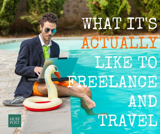What It's Really Like To Freelance And
