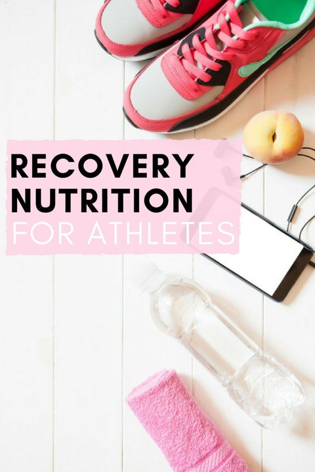 What Australian Athletes Eat After Training (And
