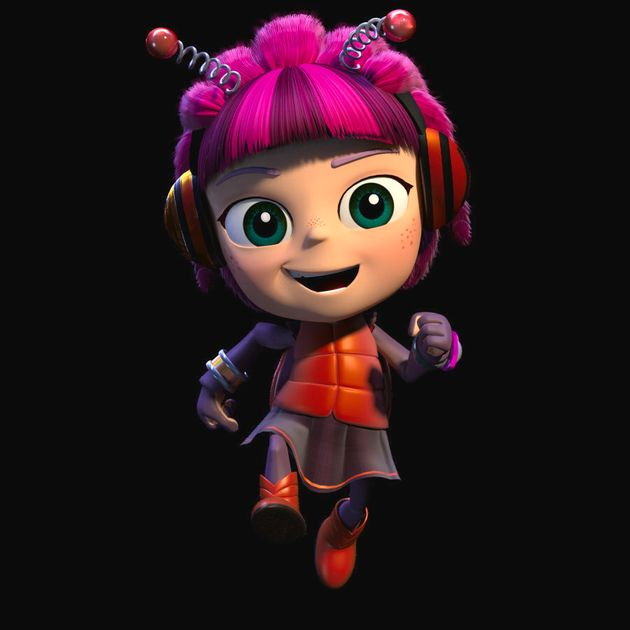 Kumi is a seven-year-old ladybug with a vivid imagination and zest for