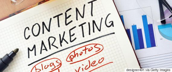 How Small Business Can Capitalise On The Content Marketing