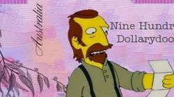 The Simpsons-Themed Petition To Change Australia's Currency To