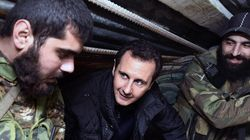 Syrian Refugees Are Running From Assad Rather Than