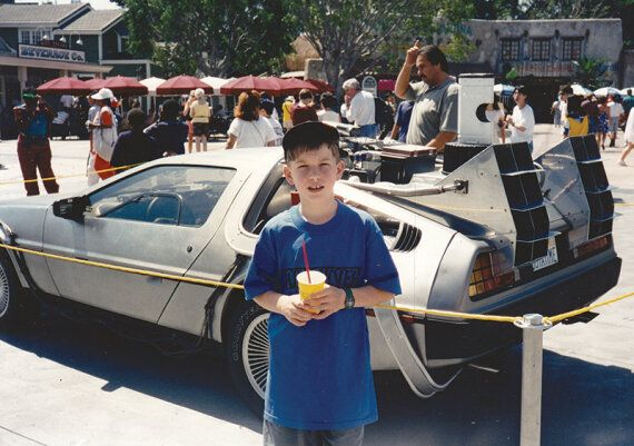 Back To The Future Art Exhibit To Open In