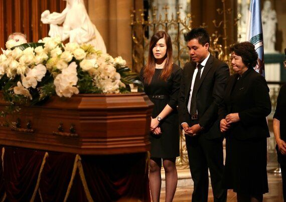 Curtis Cheng's Death A Reminder To 'Defend Freedom', Says Police