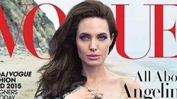 Angelina Jolie Pitt Does Dreamy Family Photoshoot For