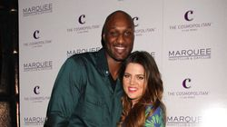 Lamar Odom Out Of Bed, Makes First Steps Towards