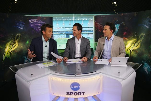 Gilly, Punter and