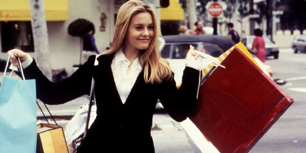 Cher Horowitz would be