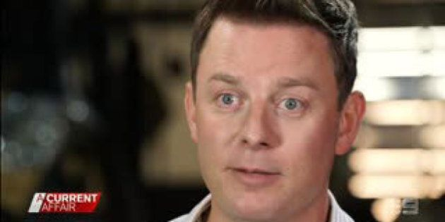 Radio Host Ben Fordham Opens Up About Living With