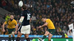 World Cup Admits Joubert Erred In Granting Wallabies Winning