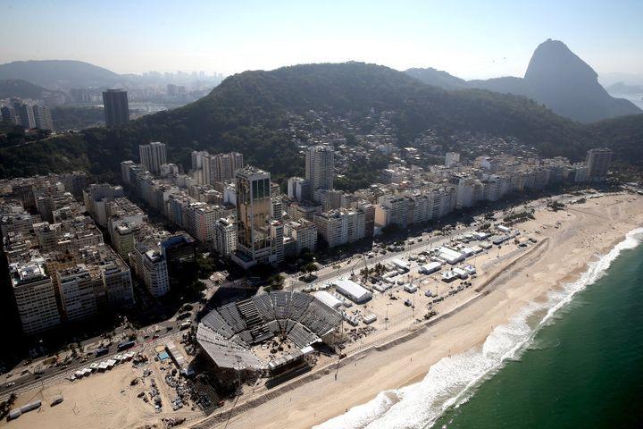 Nice spot for a Caipirinha.