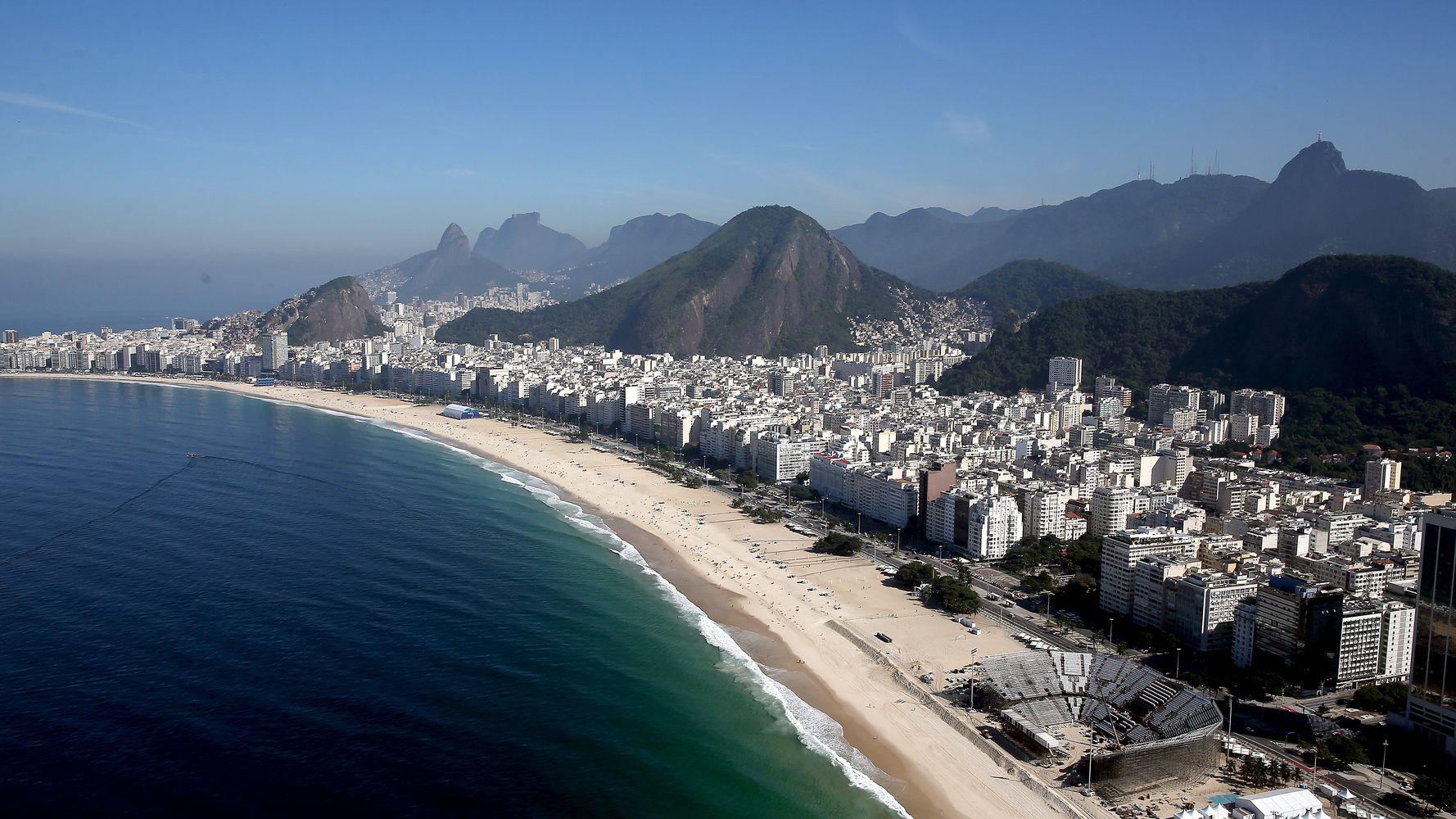 Rio 2021 Beachvolleyball