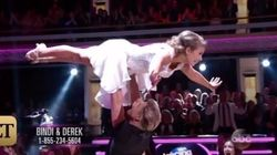 Bindi Has The Time Of Her Life: Perfect Score In Dancing With The