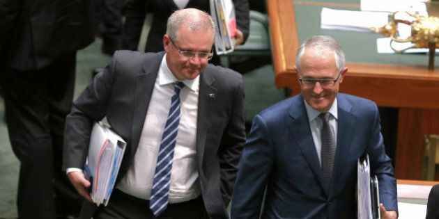 Family Tax Payment Cuts Watered Down By Turnbull