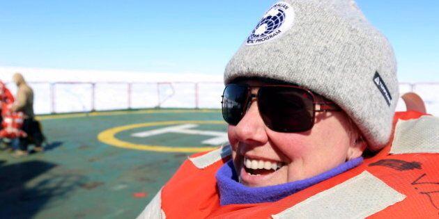 Life On An Australian Antarctic Science