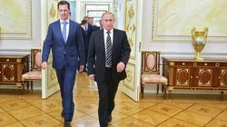 Assad Meets With Putin In