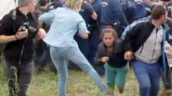 Hungarian Camerawoman To Sue Refugee She Was Filmed Tripping Up,