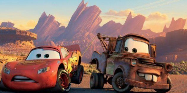 These Theories About The 'Cars' Movies Are Traumatising,