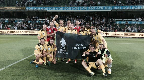 The FFA's Cup Final