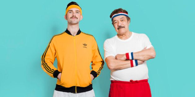 Move For Movember Issues 30-Day Fitness Challenge To Mo