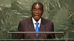 Robert Mugabe Awarded Chinese Peace