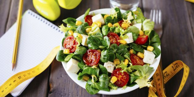 Vegetables fill up our stomach capacity more than junk foods, while being low in
