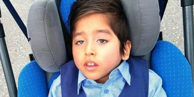 Queenslanders are being urged to look out for this 4 year old boy who requires ongoing medical