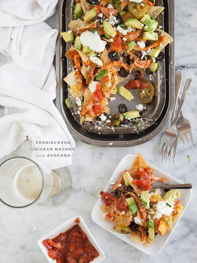 Oh Look, Here Are 6 Stupidly Delicious Nachos
