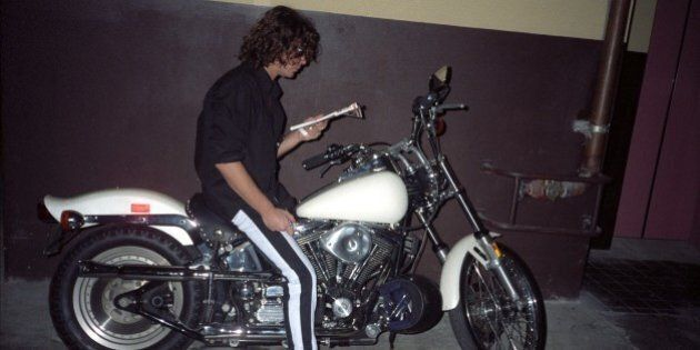 Michael Hutchence As You've Never Seen Him