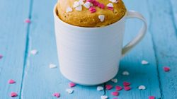 Indulgent Mug Cake Recipes You Can Make In Under Three